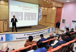 IEEE ICE CUBE CONFERENCE (2018)