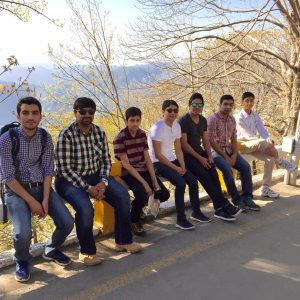 Visit to Murree with Research Group from Sweden (2017)