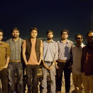 Get Together At Monal With UG Students (May, 27)