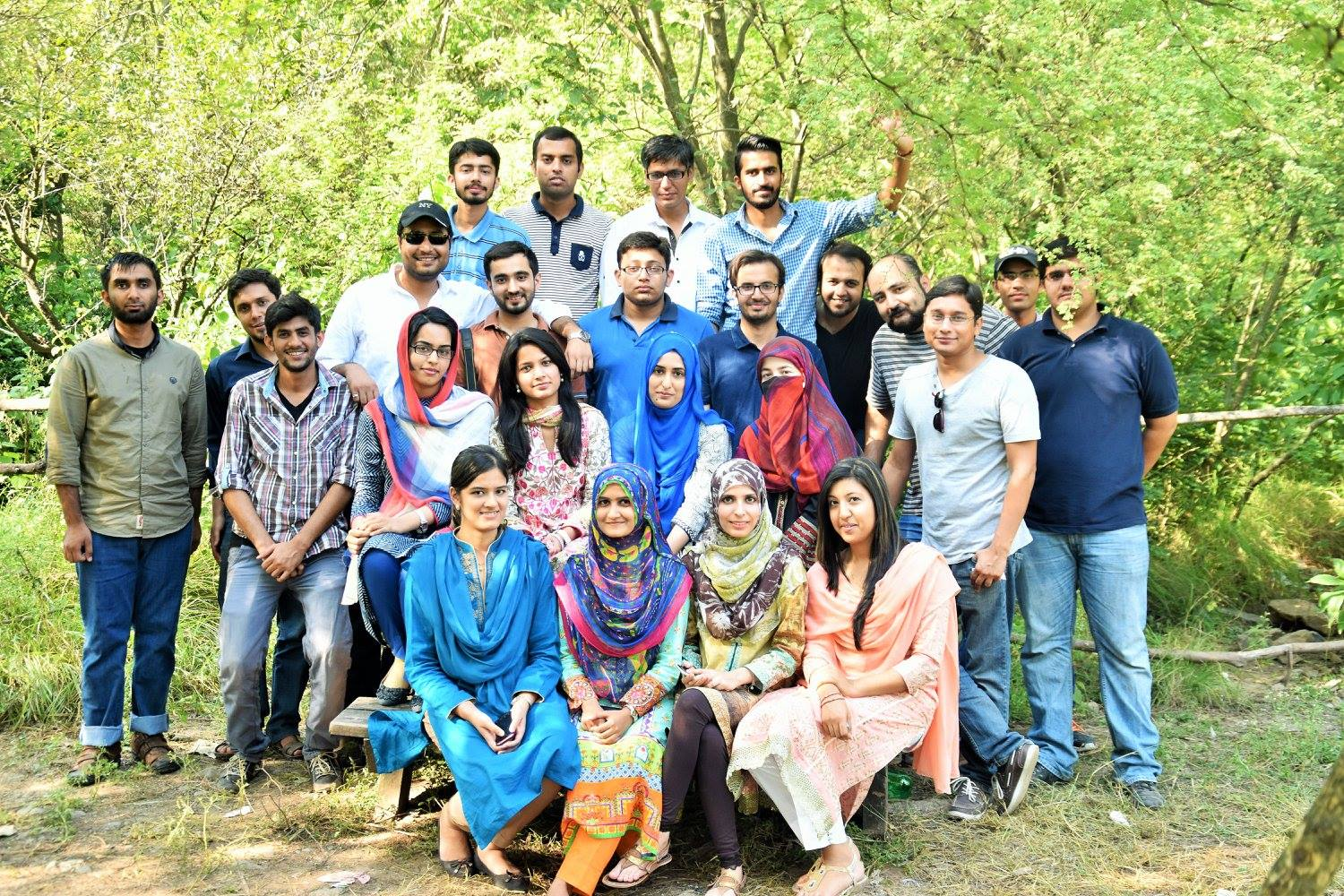 Get Together At Trail-5, Islamabad (2015)